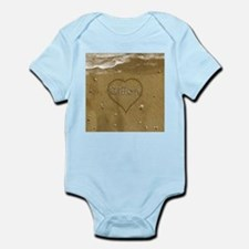 Dillon Beach Love Infant Bodysuit