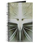 'Alien Scoot Man' Journal / Diary