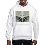 'Alien Scoot Man' Hooded Sweatshirt