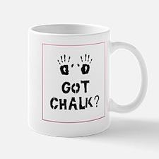 Cute Chalk Mug