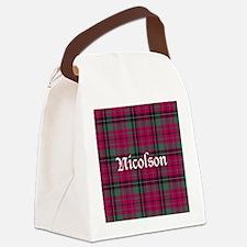 Tartan - Nicolson Canvas Lunch Bag