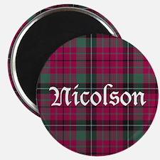 Tartan - Nicolson Magnet