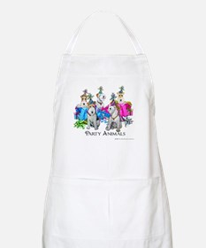 Fox Terrier Party Animals BBQ Apron