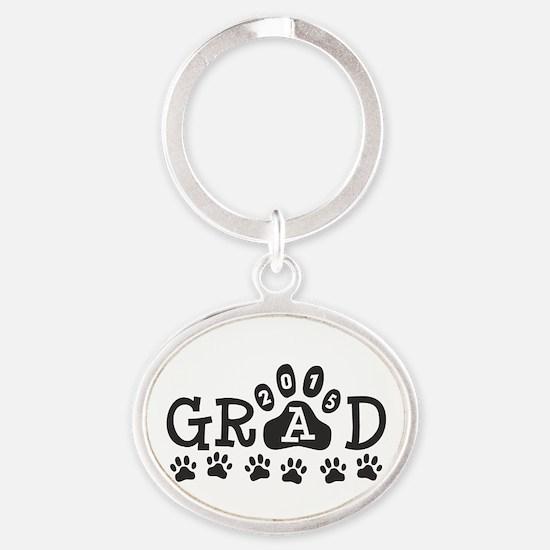 GRAD 2015 Paws Keychains