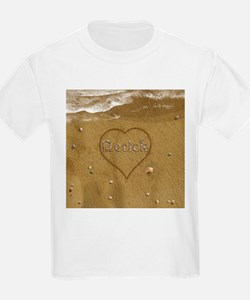 Derick Beach Love T-Shirt