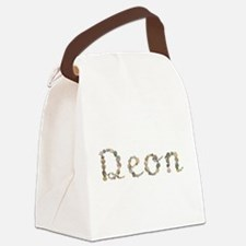 Deon Seashells Canvas Lunch Bag