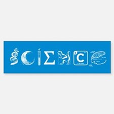 Science_BumperBumper Bumper Sticker Bumper Bumper Bumper Sticker