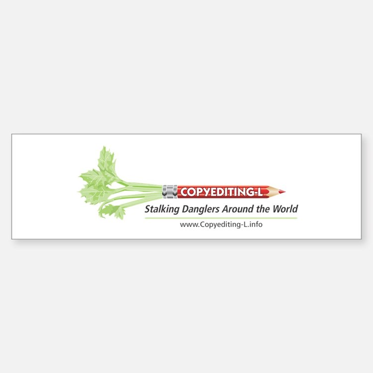 CE-Lery bumper sticker