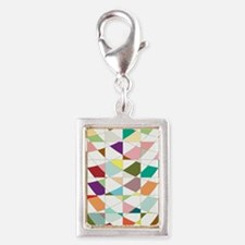 Abstract Colors Tapestry Charms