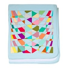 Abstract Colors Tapestry baby blanket