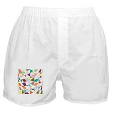 Abstract Colors Tapestry Boxer Shorts