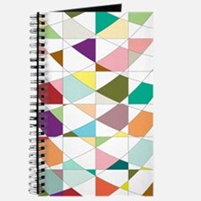 Abstract Colors Tapestry Journal
