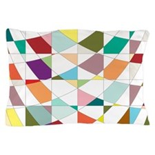 Abstract Colors Tapestry Pillow Case