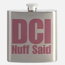 DCI Nuff Said Flask