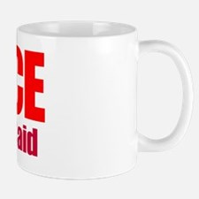 Dice Nuff Said Mug