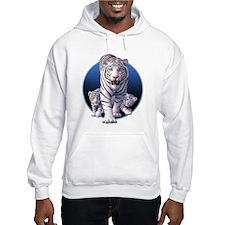 White Tigers 1 Hoodie