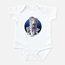 Baby White Tigers 1 Infant Bodysuit