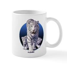 White Tigers 1 Mug
