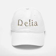 Delia Seashells Baseball Baseball Baseball Cap