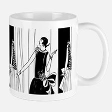1920s flapper 2 Mug