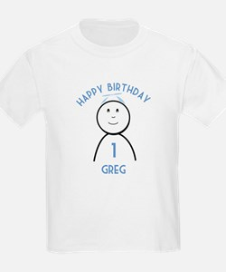 Happy B-day Greg (1st) T-Shirt