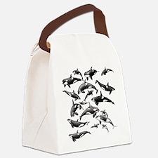 Orca Canvas Lunch Bag