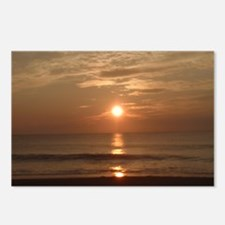 Ocean City MD Sunrise Postcards (Package of 8)