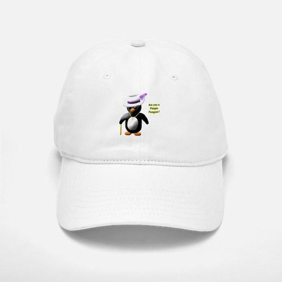 pimpin penguin Baseball Baseball Cap