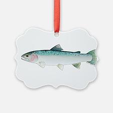 Steelhead rainbow trout Ornament