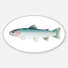 Steelhead rainbow trout Decal