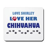Shirley Mousepad