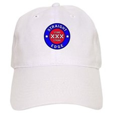 Straightedge Baseball Cap