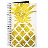 Pineapple Journals & Spiral Notebooks