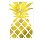Pineapple Postcards