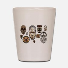 Unique Tribal Shot Glass