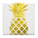 Pineapple Drink Coasters