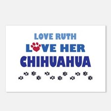 Ruth Postcards (Package of 8)