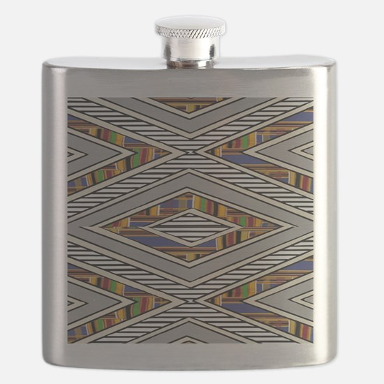 Tribal goodness Flask