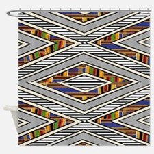 Tribal goodness Shower Curtain