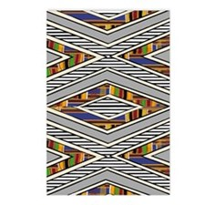Tribal goodness Postcards (Package of 8)