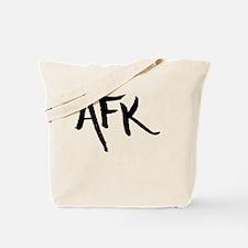 AFK Tote Bag