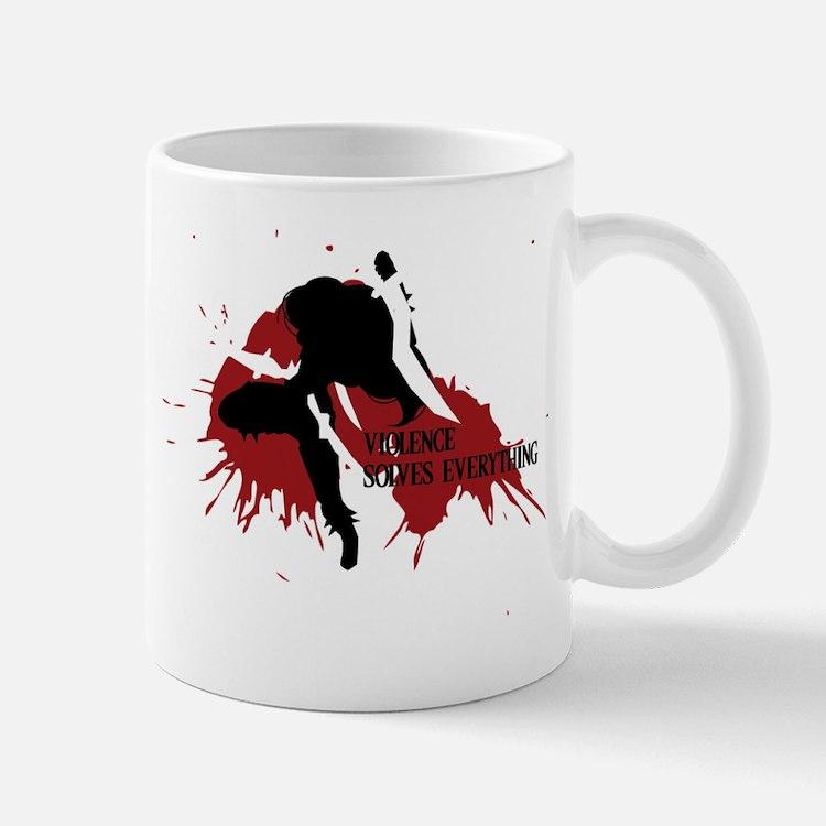 Katarina | Violence Solves Everything Mug