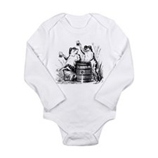 Unique Beer Long Sleeve Infant Bodysuit
