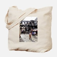 Lost In Thought and Time Tote Bag