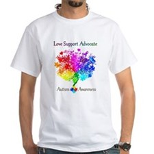 Autism Spectrum Tree Shirt