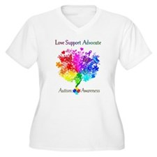 Autism Spectrum T T-Shirt
