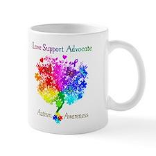 Autism Spectrum Tree Small Mug