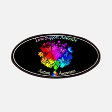 Autism Spectrum Tree Patch