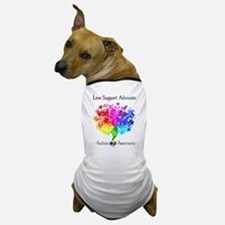 Autism Spectrum Tree Dog T-Shirt