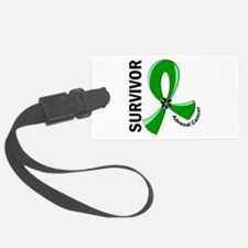 Adrenal Cancer Survivor 12 Luggage Tag